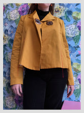 Load image into Gallery viewer, MARNI Mustard Yellow Jacket
