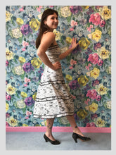 Load image into Gallery viewer, Strapless Cotton Ribbon Dress
