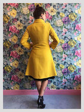 Load image into Gallery viewer, André Peters Canary Yellow Coat