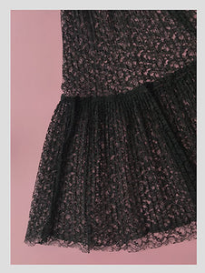 Bo-Peep Lace Pinafore Dress from Dress, in Bridport