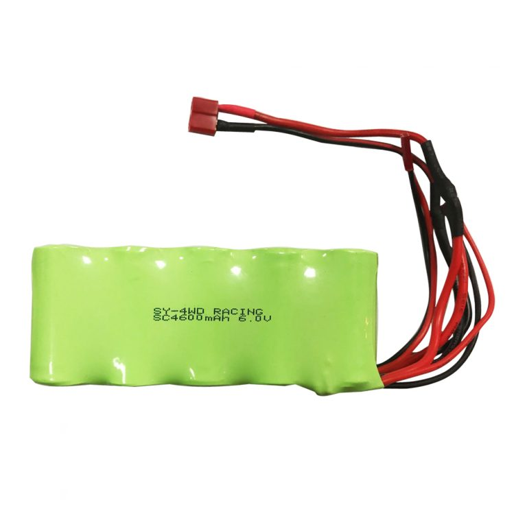 6V 4600mA NiMH battery for VR Gimbal Car