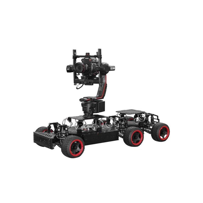 CINEGEAR Gimbal Car - Flash 6