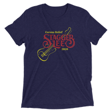 Load image into Gallery viewer, Stagger Lee Covid Support Unisex Triblend T-shirt