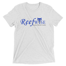 Load image into Gallery viewer, Reefwise Exotic Fish & Corals Covid Support Unisex Soft Cotton T-shirt