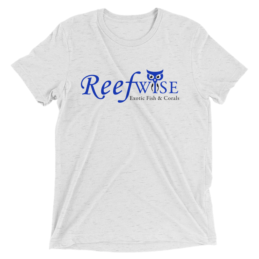 Reefwise Exotic Fish & Corals Covid Support Unisex Soft Cotton T-shirt