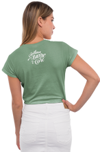 Load image into Gallery viewer, Carolina Barre & Core Covid Support Unisex Soft Cotton Tshirt