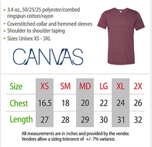 Load image into Gallery viewer, MaGia's Friendly Italian Covid Relief Unisex Triblend T-shirt