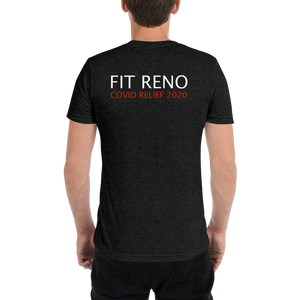 FIT Reno Covid Relief Unisex Triblend T-shirt