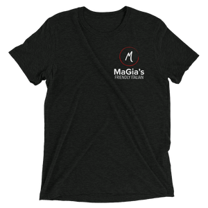 MaGia's Friendly Italian Covid Relief Unisex Triblend T-shirt