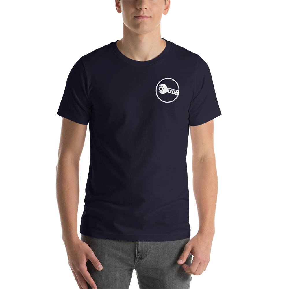 Tradesman Brewing Unisex Covid Support T-shirt
