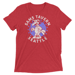 Sam's Tavern Covid Support Unisex Triblend T-shirt