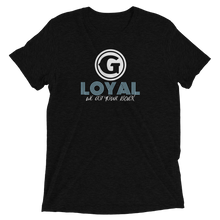 Load image into Gallery viewer, Gibson Street Bar Covid Support Unisex Triblend T-shirt
