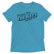 Load image into Gallery viewer, The Keys Grill & Piano Bar Covid Support Unisex Triblend T-shirt