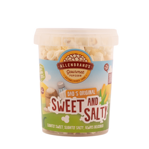Sweet and Salty: Slightly sweet, slightly salty, always delicious!