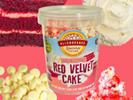 Afbeelding in Gallery-weergave laden, Red Velvet Cake: Who said you can't have cake and eat popcorn too?