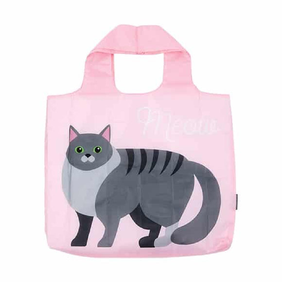 Shopping Tote – Kitty Cat