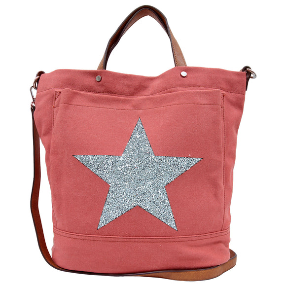 Star Bag - Just Peachy Large