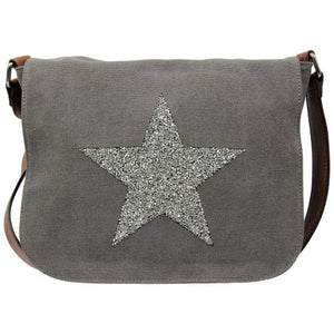 Star Bag - Gorgeous Grey Small