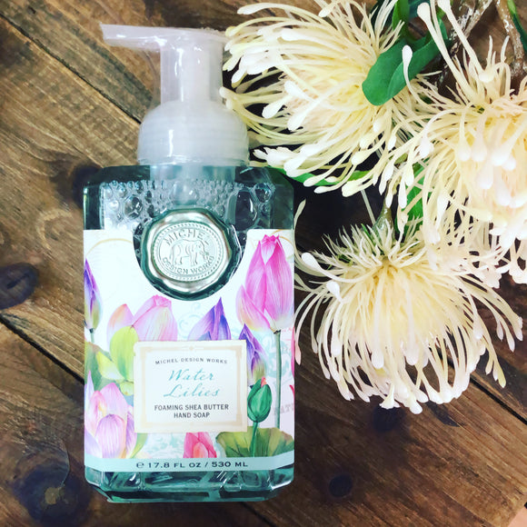 Foaming Hand Soap - Water Lilies