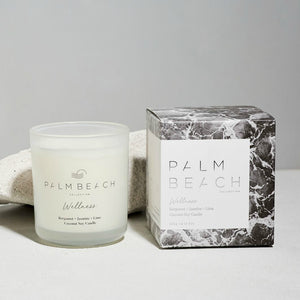 Palm Beach Wellness - Bergamot, Jasmine & Lime Candle