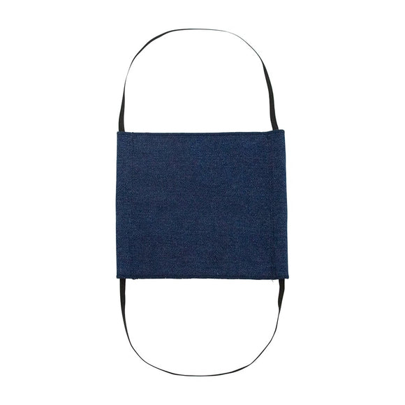 Fabric Face Mask - Denim