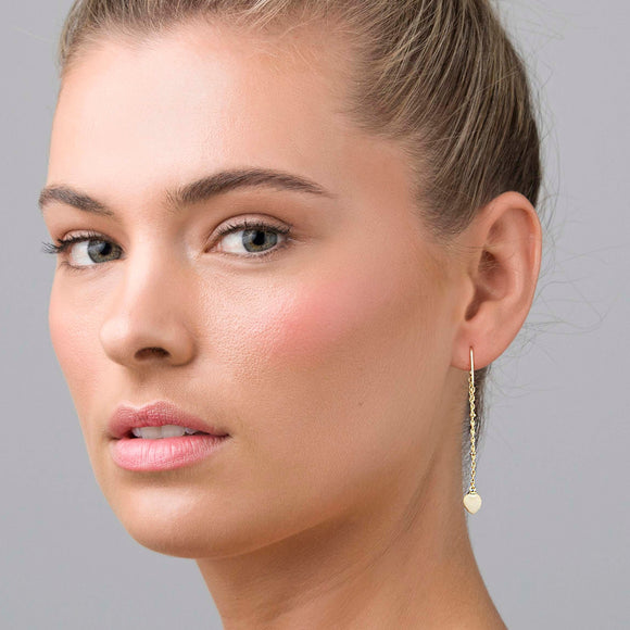 Novah Delicate Thread Earring