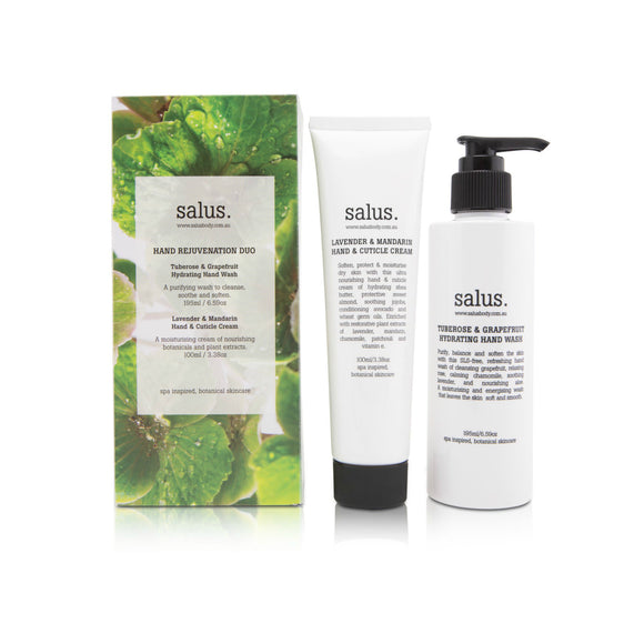 CHRISTMAS VALUE PACK Salus Body Hand Rejuvenation Duo