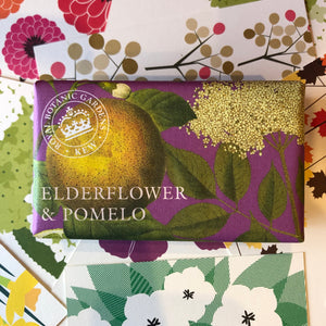 Royal Botanic Gardens Kew Soap - Elderflower & Pomelo
