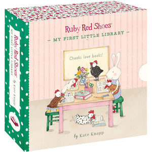 Ruby Red Shoes My First Little Library