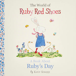 Ruby Red Shoes - Ruby's Day