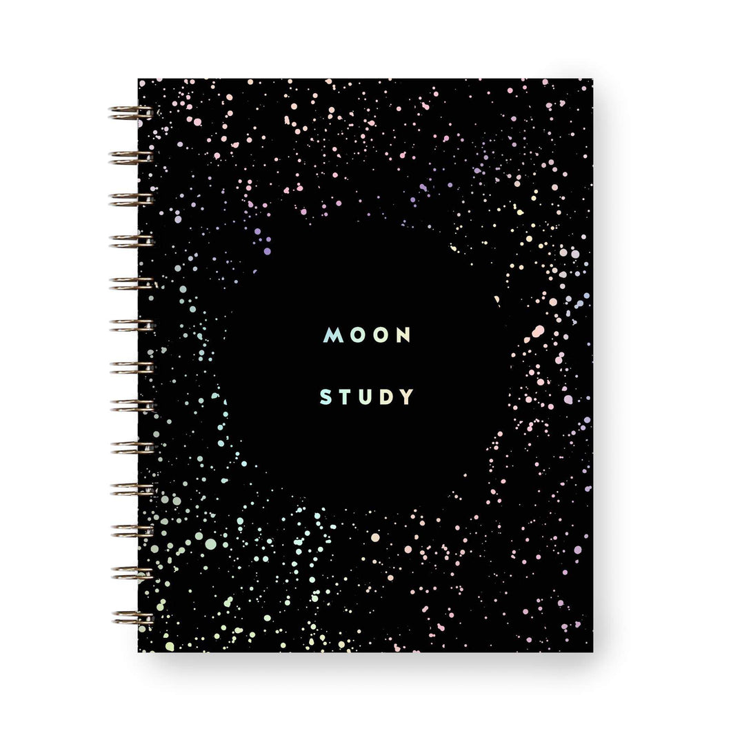 MOON STUDY: Your simple moon phase reflection journal - Common Dear