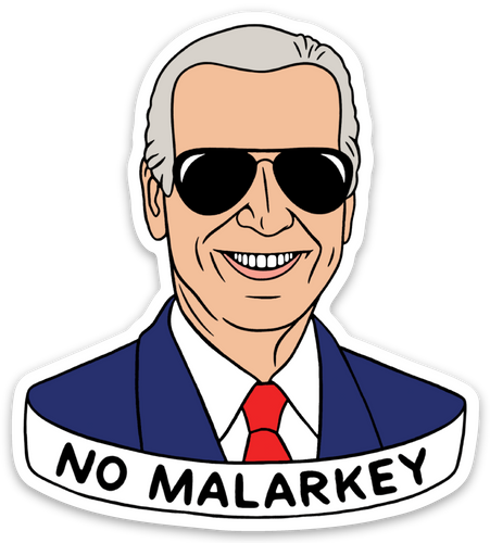 Joe Biden Aviators Sticker by The Found - COMMON DEAR