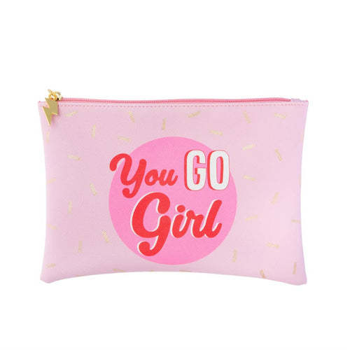 You Go Girl Pouch by Sass & Belle - COMMON DEAR