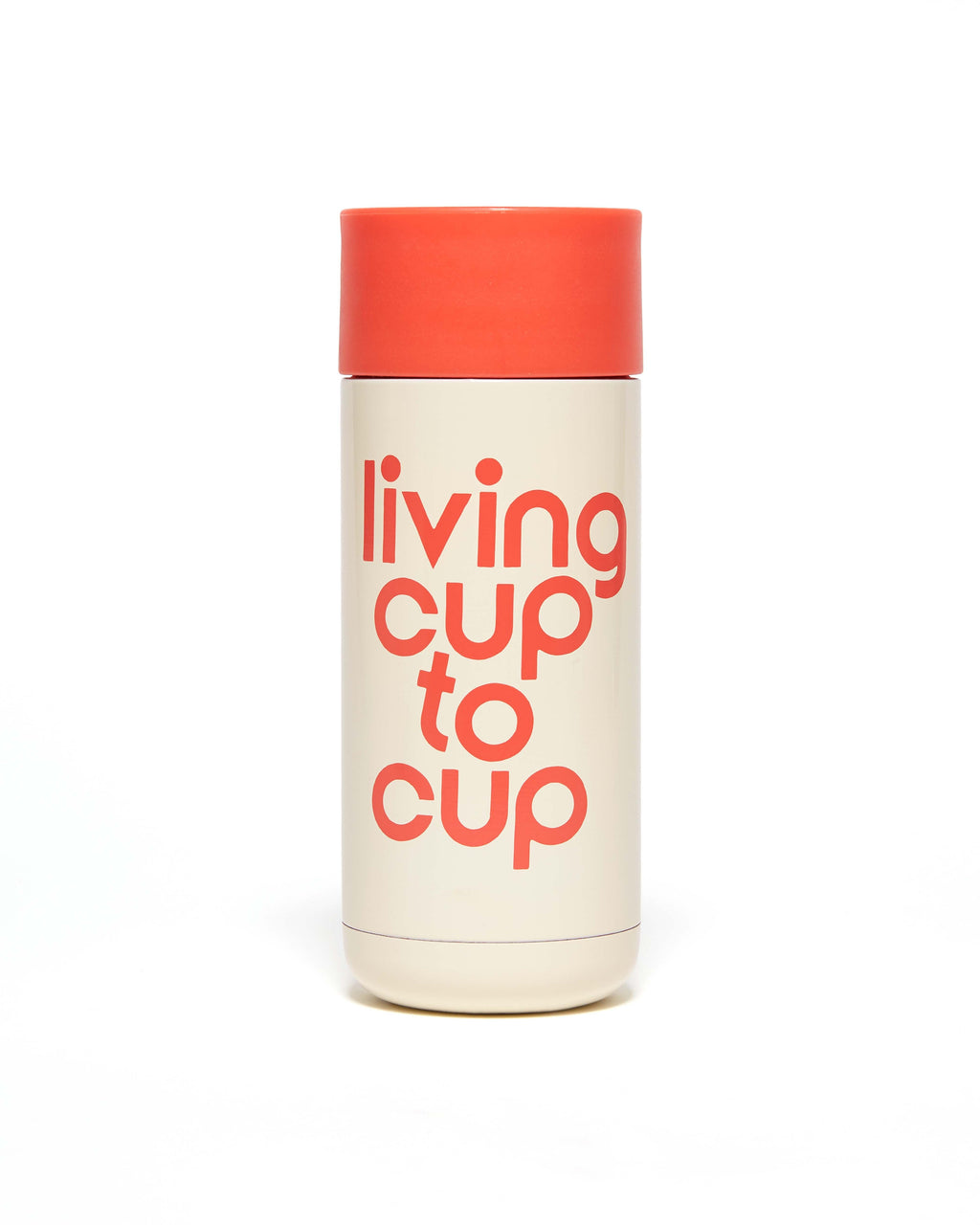 Living Cup to Cup Stainless Steel Thermal Mug - Bando by Ban.do - COMMON DEAR
