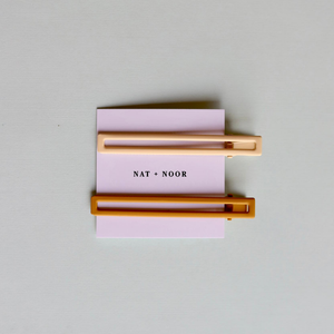 NAT + NOOR - Leia In Yellows by NAT + NOOR - COMMON DEAR