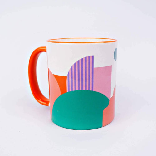 Bookends Mug - Common Dear