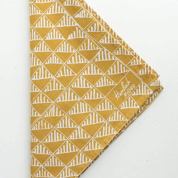Asher Premium Cotton Handmade Bandana by Hemlock - COMMON DEAR