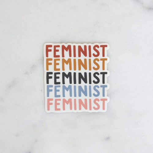 Feminist Sticker - Common Dear