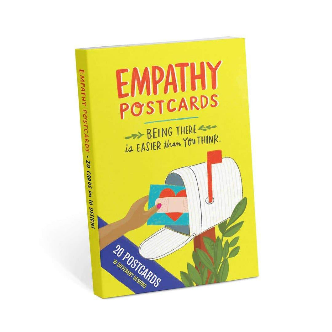 Empathy Postcard Book - Common Dear