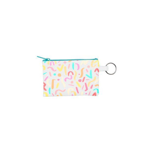 Party Animal Key Ring Pouch-Bags-Talking Out of Turn-COMMON DEAR