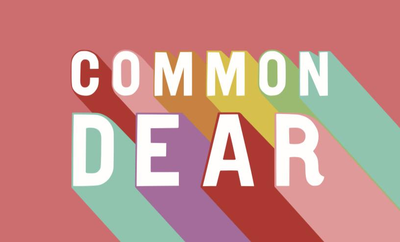 Physical Gift Card by Common Dear - COMMON DEAR