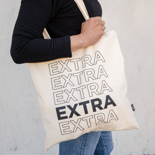 Extra Tote Bag by Everyday Olive - COMMON DEAR