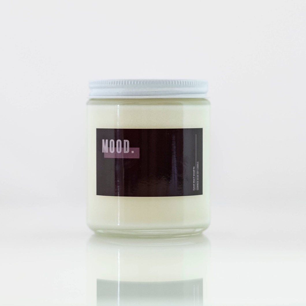 Mood Soy Candle - Common Dear