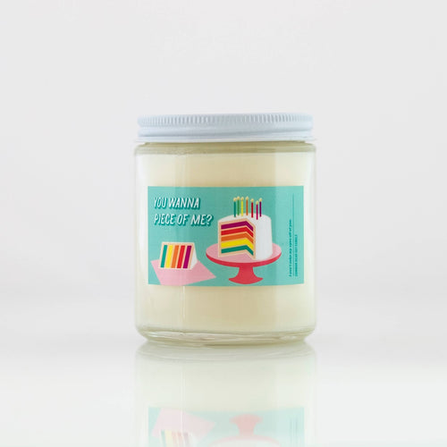 You Wanna Piece of Me Soy Candle by Common Dear - COMMON DEAR