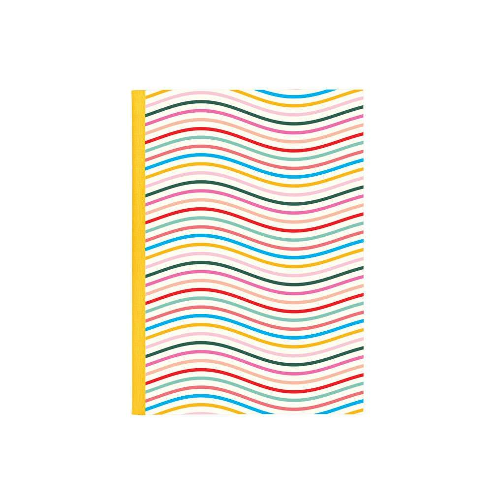 Rainbow Waves Agenda by Talking Out of Turn - COMMON DEAR