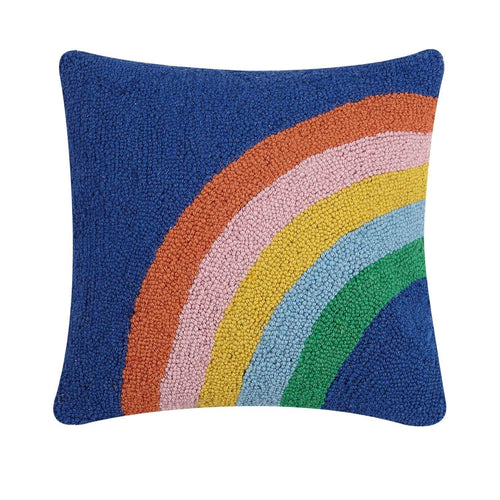 Rainbow Hook Pillow - Common Dear
