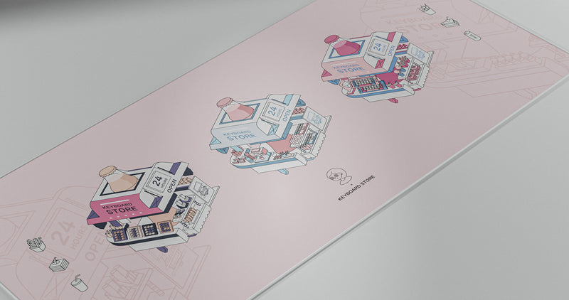 K-Store Deskmats (Group Buy)