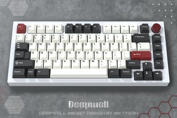 GMK Deepwell (Group Buy)