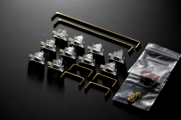 Durock PCB Mount Screw-In Stabilisers V2