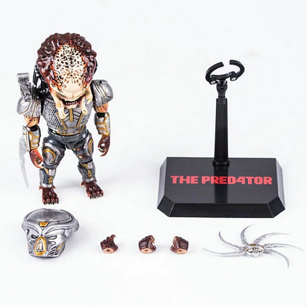 The Predator - Vogue Cute Version - Classic Sci-fi Movie Statue - MA Figure Figurine Toys